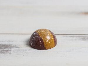 kézműves bonbon / narancsos-sós karamell