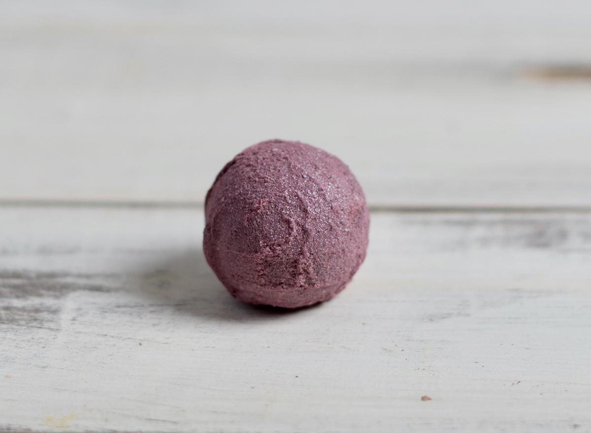 kézműves trüffel / pezsgős-marcipán